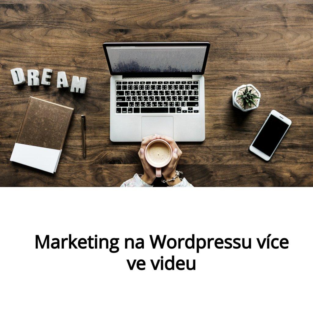 Marketing na WordPressu