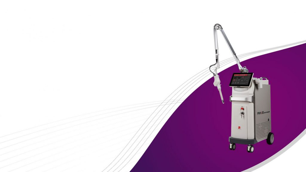 Designový produktový web – gyno-laser.cz